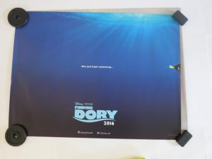 FINDING DORY | UK Quad | Original Movie Poster