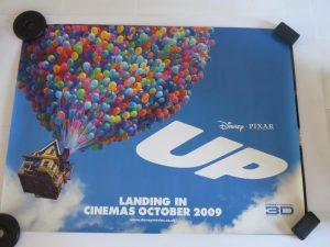 UP | UK Quad | Original Movie Poster