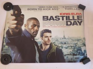 BASTILLE DAYS | UK Quad | Original Movie Poster