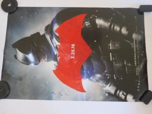 BATMAN VS SUPERMAN | BATMAN | One Sheet | Original Movie Poster