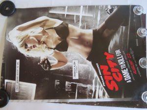 SIN CITY JESSICA ALBA | One Sheet | Original Movie Poster