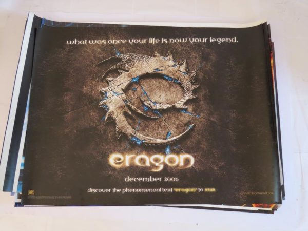 ERAGON | UK Quad | Original Movie Poster