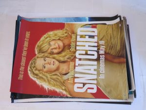 SNATCHED | One Sheet | Original Movie Poster