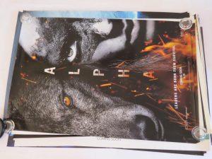 ALPHA | One Sheet | Original Movie Poster