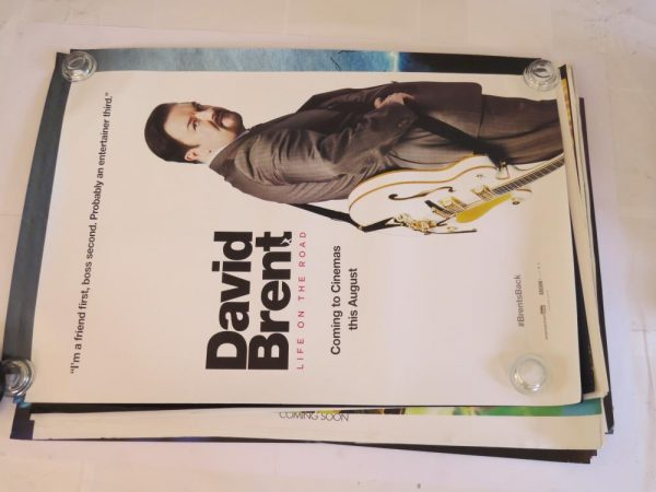 DAVID BRENT | One Sheet | Original Movie Poster