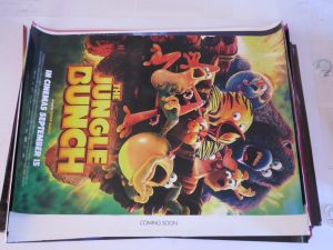 THE JUNGLE BUNCH | One Sheet | Original Movie Poster