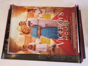 VICEROYS HOUSE | One Sheet | Original Movie Poster