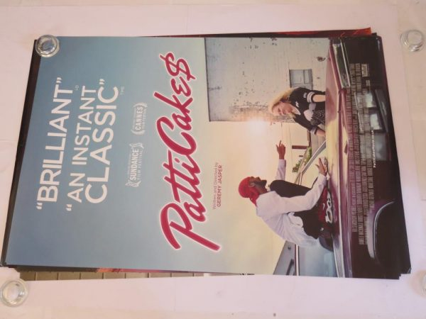 PATTICAKES | One Sheet | Original Movie Poster