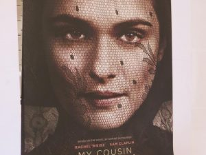 MY COUSIN RACHEL V2 | One Sheet | Original Movie Poster