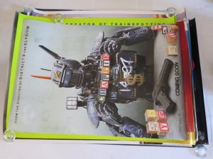 CHAPPIE | V2 | original movie poster | one sheet