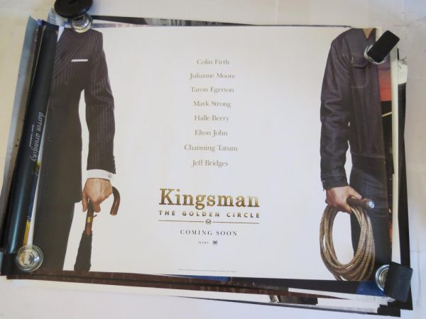 KINGSMAN uk quad