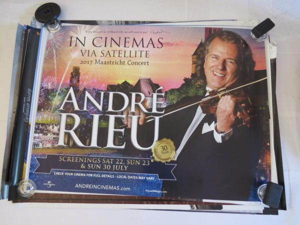 ANDRE RIEU LIVE IN CINEMAS