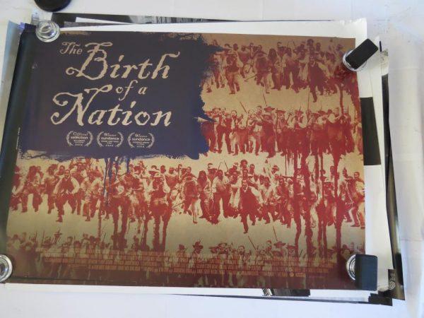 BIRTH OF A NATION (QUAD)