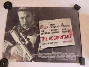 THE ACCOUNTANT  (QUAD)