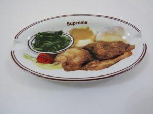 Supreme Chicken Dinner Ashtray | SS18