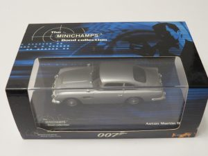 007 Bond | Aston Martin DB5 | Minichamps