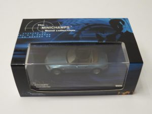 007 Bond | Goldeneye | BMW Z3 | Minichamps