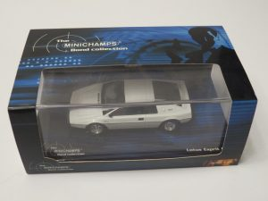 007 Bond | Lotus Esprit | The Spy Who Loved Me | Minichamps