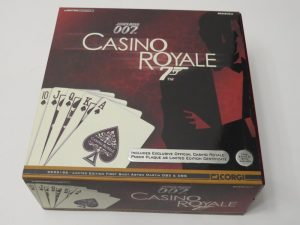 Corgi CC99195 | 007 Bond | Casino Royale | First Shot Aston Martin Set