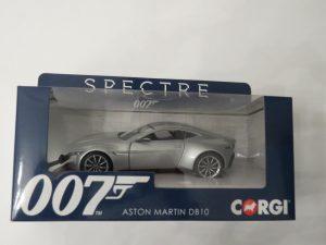 Corgi | 007 Bond | SPECTRE | Aston Martin DB10