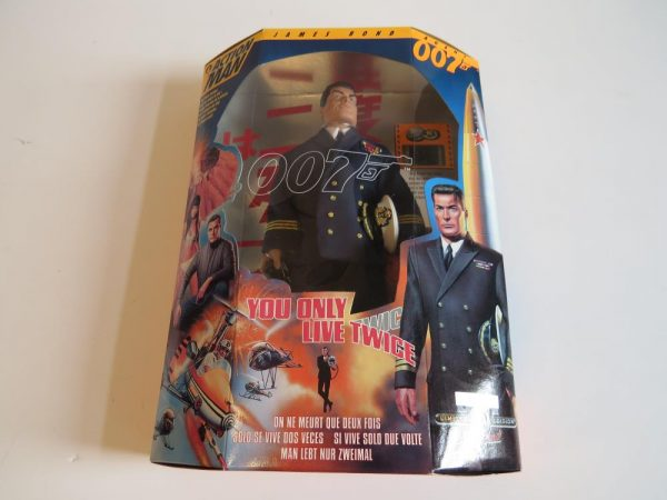 James Bond 007 Action Man from You only Live Twice