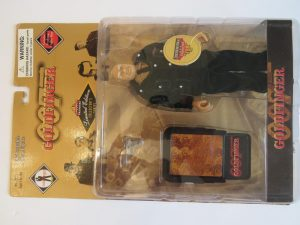 Exclusive Premiere 007 Dr No Goldfinger action figure