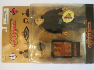 Exclusive Premiere 007 Goldfinger Oddjob action figure