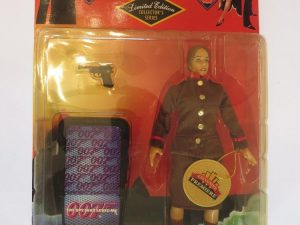 Exclusive Premiere 007 Anya Amasova action figure