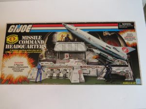 GI JOE MISSILE COMMAND HEADQUARTERS   SDCC EXCLUSIVE