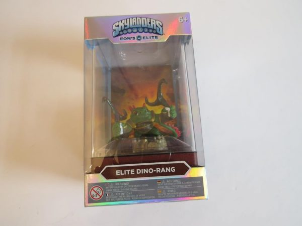 SKYLANDERS FIGURe ELITE DINO RANG VARIANT FOR SALE