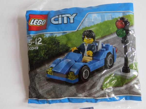 LEGO 30349 CITY sports car for sale