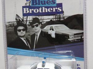 GREENLIGHT BLUES BROTHERS POLICE CAR