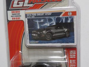 GREENLIGHT FORD SHELBY BLACK FOR SALE