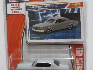 GREENLIGHT 1970 CHEVROLET CHEVELLE ss for sale