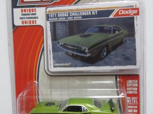 GREENLIGHT GL 1971 DODGE CHALLENGER
