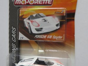 MAJORETTE PORSCHE 918 SPYDER FOR SALE