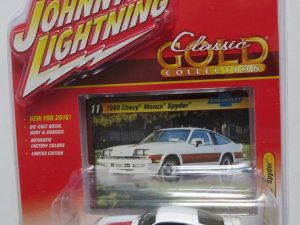 JOHNNY LIGHTNING CHEVY MONZA