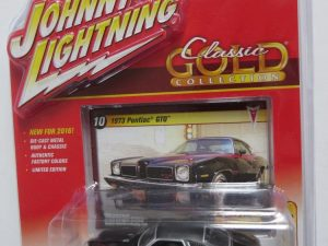 JOHNNY LIGHTNING PONTIAC GTO
