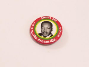 SUPREME MARTIN LUTHER KING PIN FOR SALE