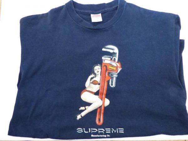 Supreme Wrench Tee Shirt ss09