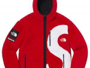 Supreme TNF S-Logo Fleece