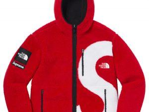 Supreme TNF S-Logo Fleece
