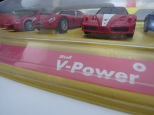 SHELL PROMOTIONAL | FERRARI DISPLAY WITH SOUND EFFECTS