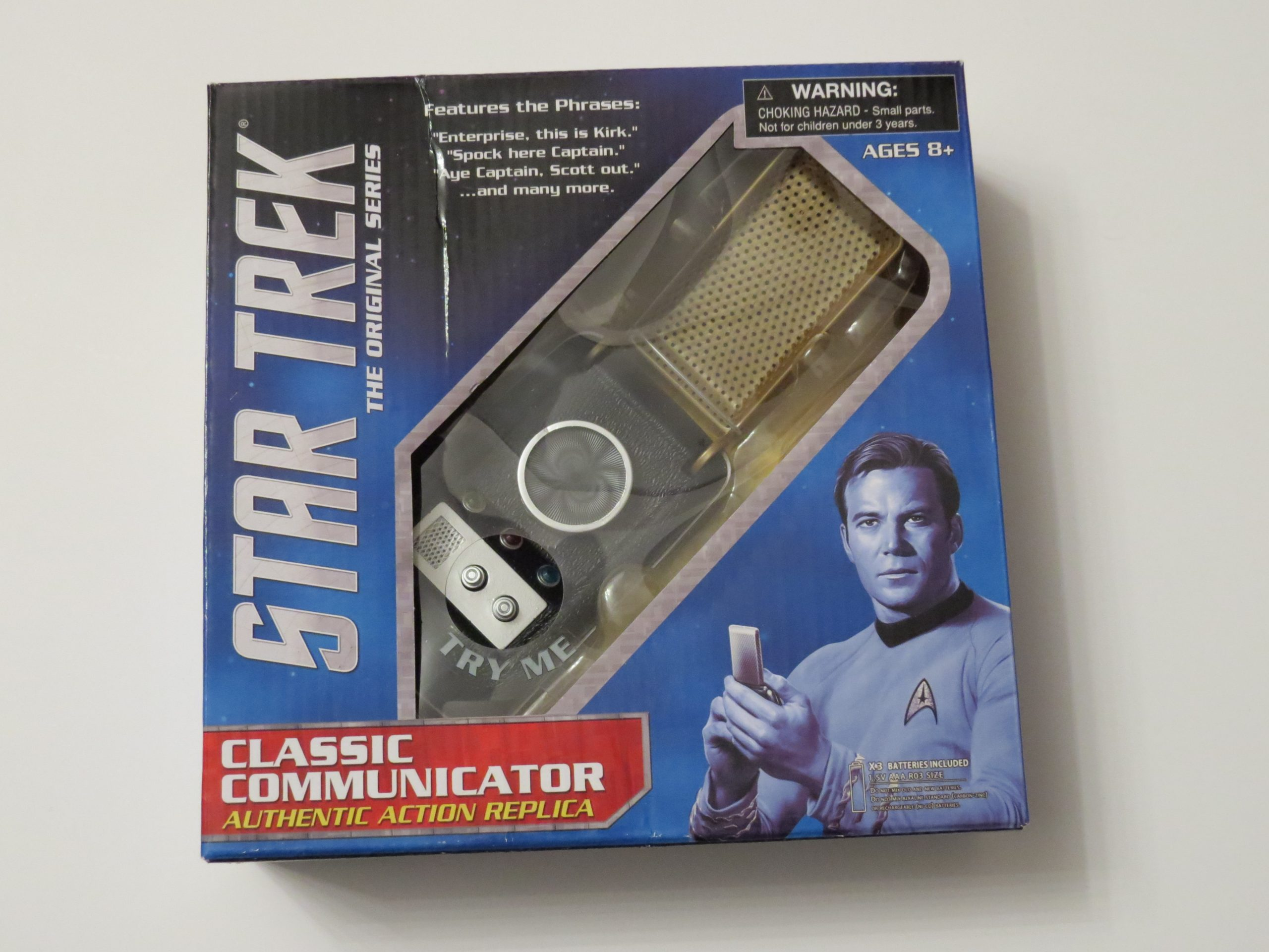 Star Trek Toys and Collectibles Sale