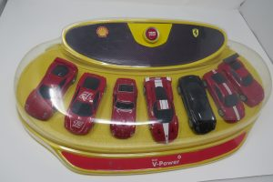 Shell collectibles Ferrari cars