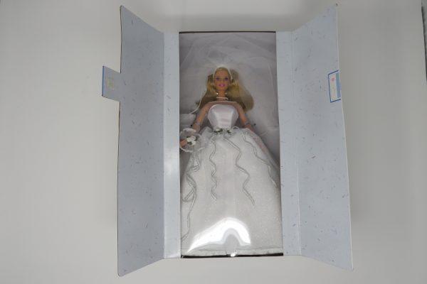 blushing bride barbie