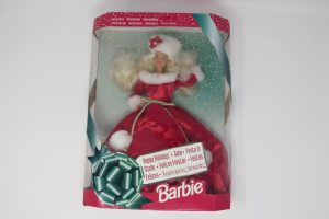 Barbie | Happy Holidays Doll | 1994