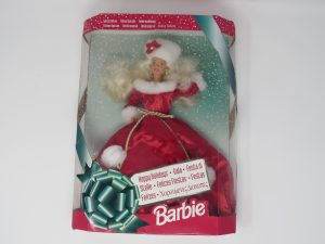 Barbie | Happy Holidays Doll | 1994