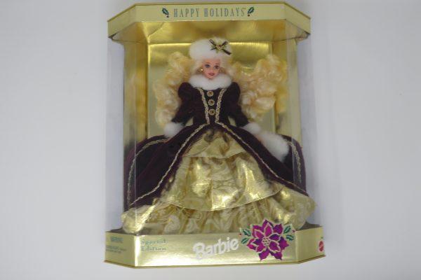 Barbie | Happy Holidays Doll | 1996