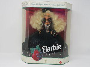 Barbie | Happy Holidays Doll | 1991